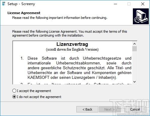 Screeny(專業屏幕截圖工具)