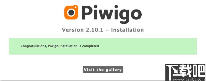 Piwigo(網絡圖片庫管理軟件)