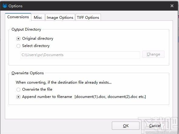 BlueFox Free PDF to TIFF Converter(PDF轉TIFF轉換器)
