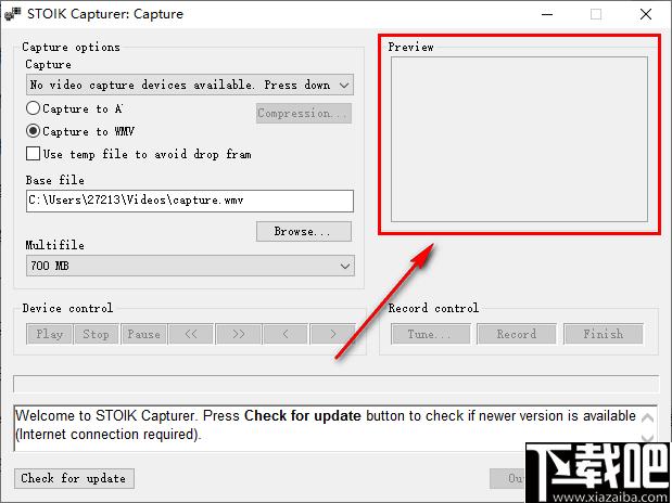 STOIK Capturer(攝像頭素材錄制工具)