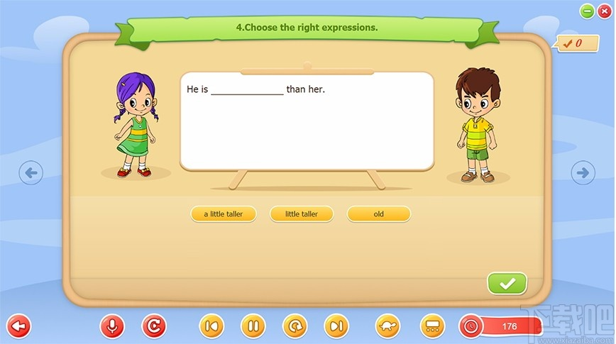 KidsTalk(少兒英語互動課堂)