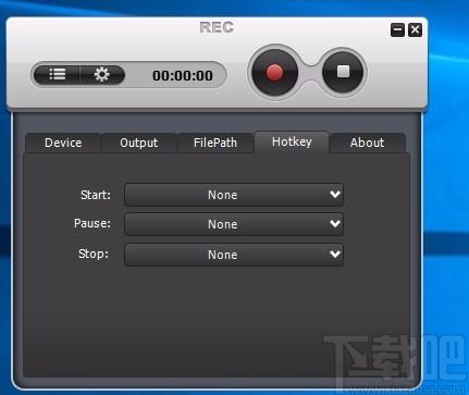 Weeny Free Audio Recorder(免費音頻錄制軟件)