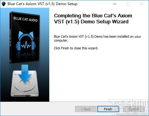 Blue Cats Axiom(多效果amp仿真軟件)