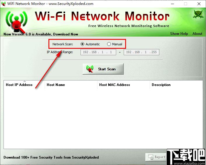 WiFi Network Monitor(WiFi網絡檢測軟件)