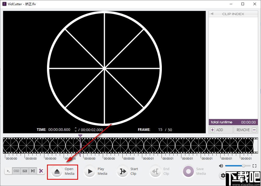 VidCutter(音視頻剪輯軟件)