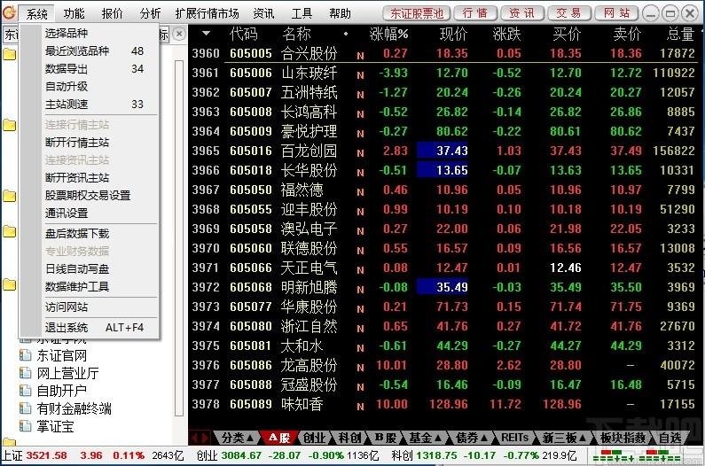東莞證券財富通