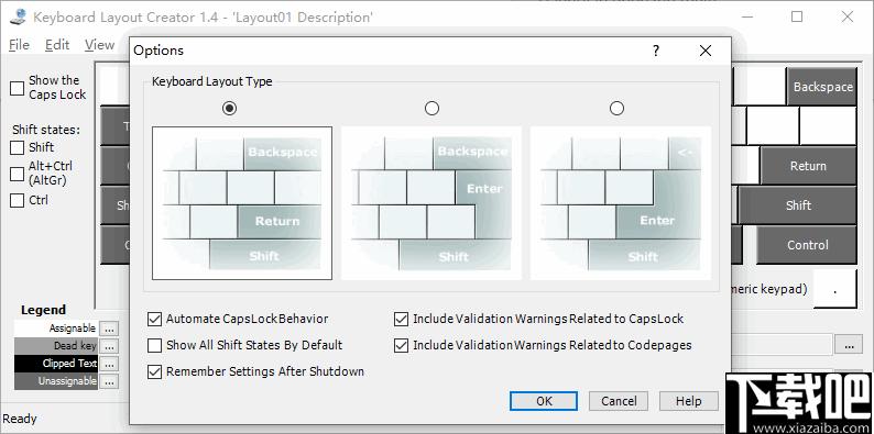 Keyboard Layout Creator(鍵盤布局工具)