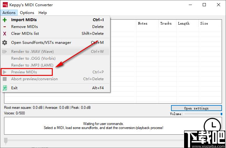 Keppys MIDI Converter(MIDI音頻轉換工具)
