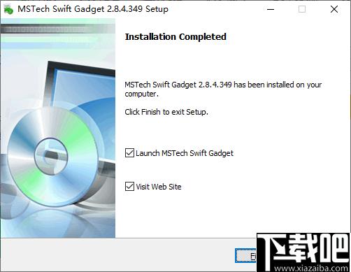 MSTech Swift Gadget(windows實用小工具)