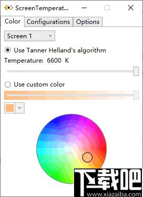 ScreenTemperature(屏幕色溫調節器)