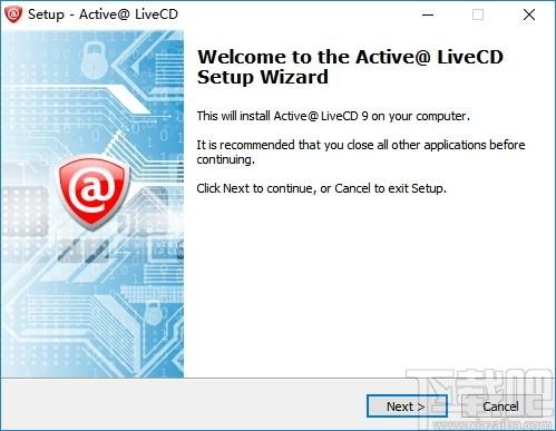 Active LiveCD(數據恢復軟件)