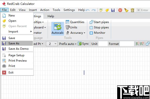 RedCrab Calculator PLUS(幾何公式計算編輯器)