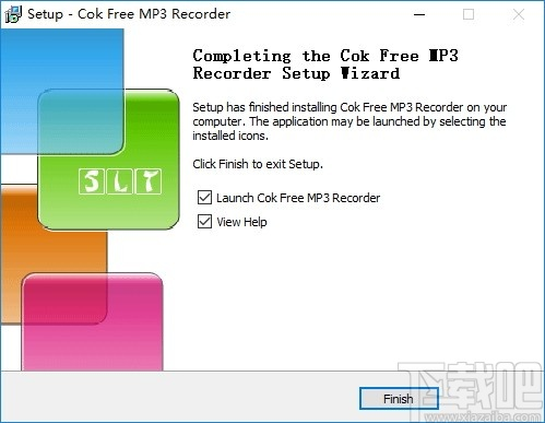 Cok Free MP3 Recorder(免費錄音工具)