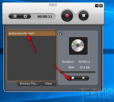Auvisoft MP3 Recorder(MP3錄音工具)