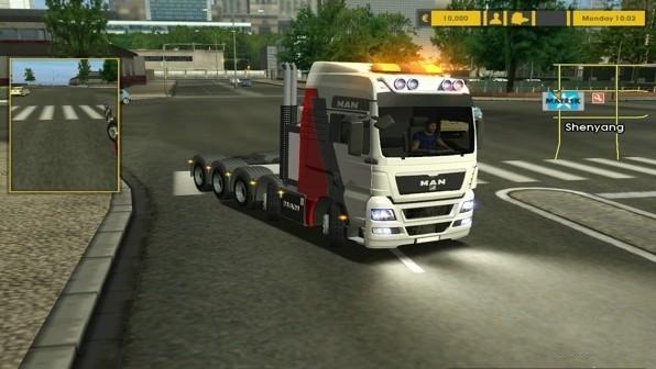 歐洲卡車模擬2官方版