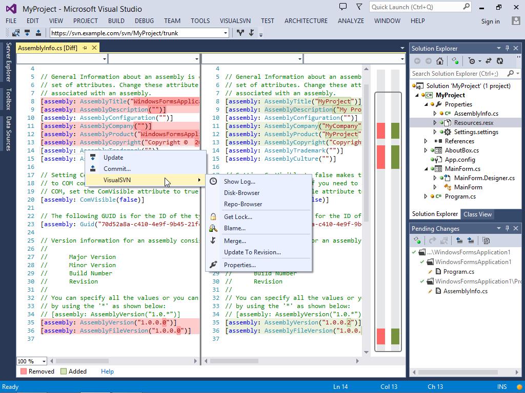 VisualSVN5.0.1 官方版
