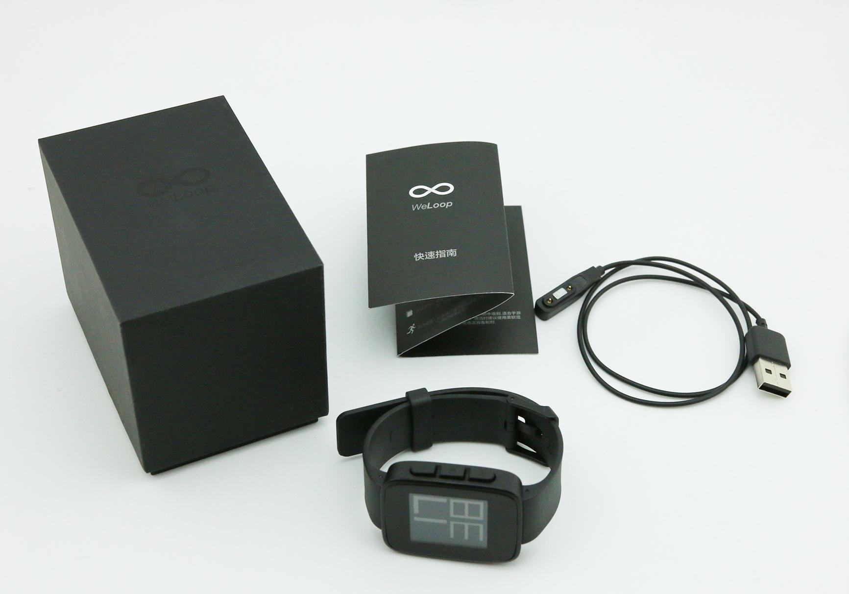 最接地氣的智能手表 WeLoop小黑體驗評測