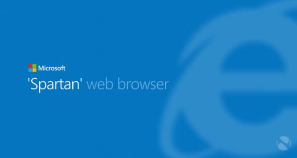 """微軟""""斯巴達""""瀏覽器界面一瞥:或登陸Windows 10"""