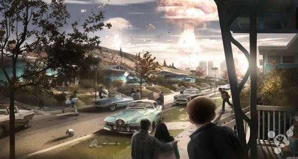 《輻射4》為什么會好玩?因為你能這么玩