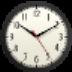 系統XP桌面時鐘