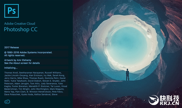 Adobe 正式發布Photoshop CC 2017 精細摳圖空前強大