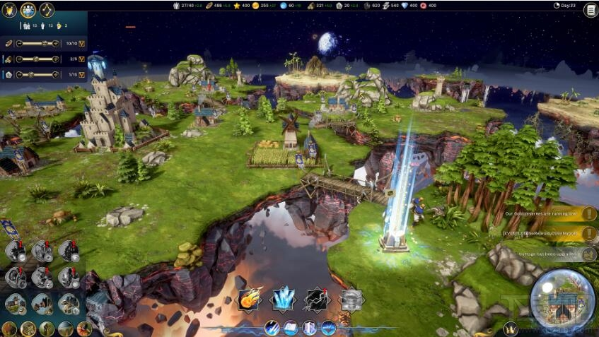 漂移大陸:魔法復興(3)