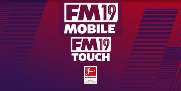 世嘉上架《足球經理2019》兩款手游:手機平板皆可玩
