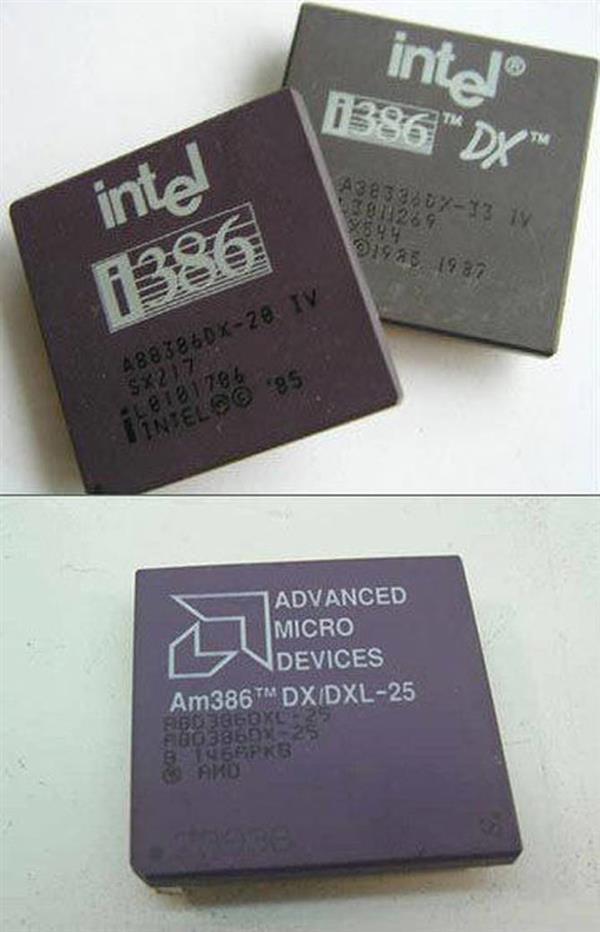 AMD/Intel處理器纏斗史:為創造偉大產品而生
