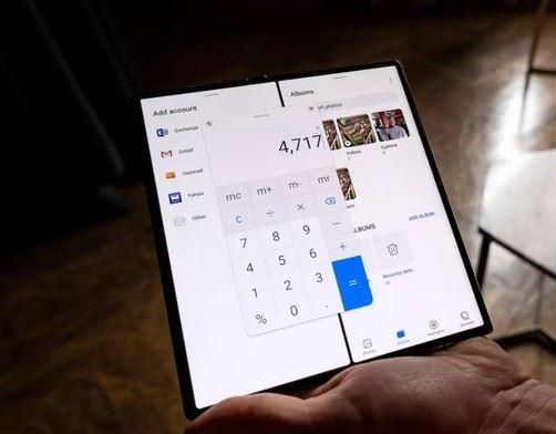 華為MateXs折疊屏手機怎么樣?華為MateXs手機評測