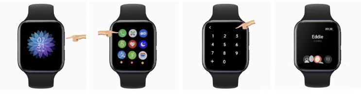 OPPO Watch手表如何打電話?OPPO手表打電話的方法